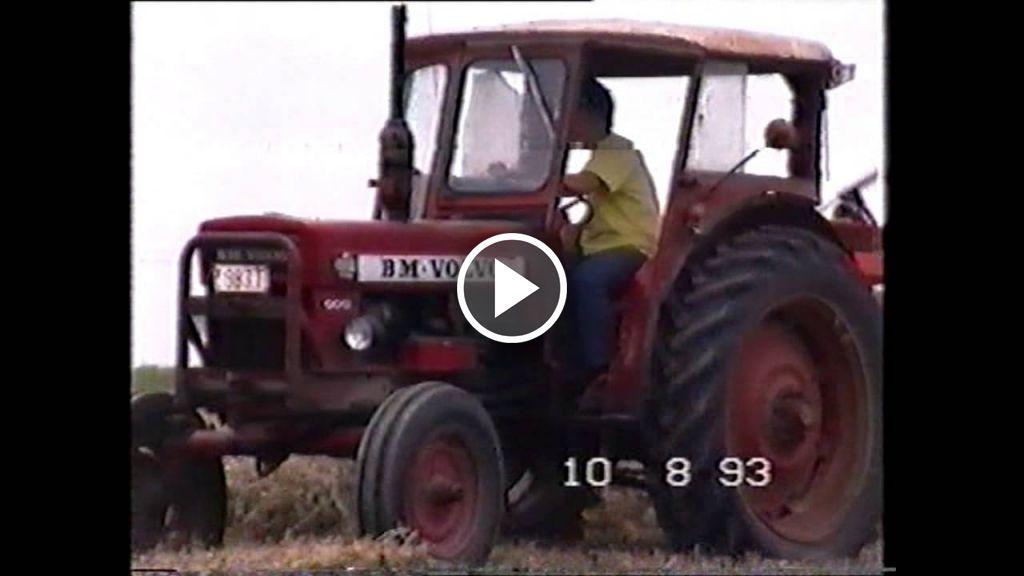 Video Volvo BM 600