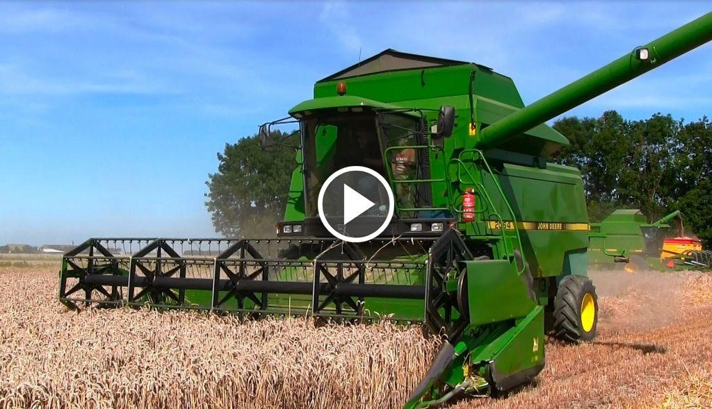 Video John Deere 2066
