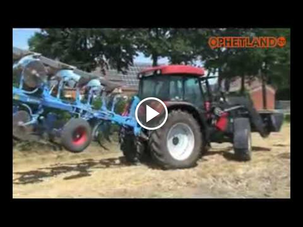 Wideo Case IH CS 105 Pro