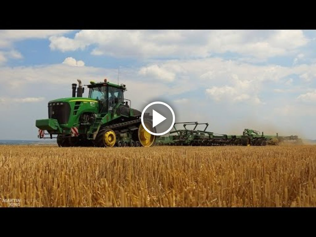 Video John Deere 9630T