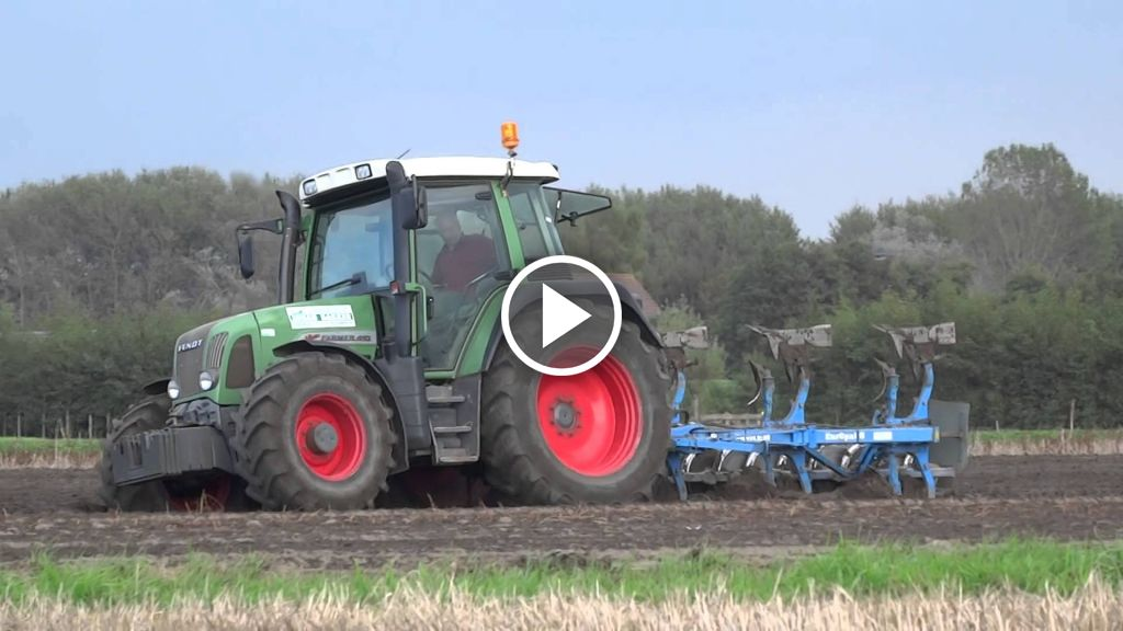 Video Fendt 410