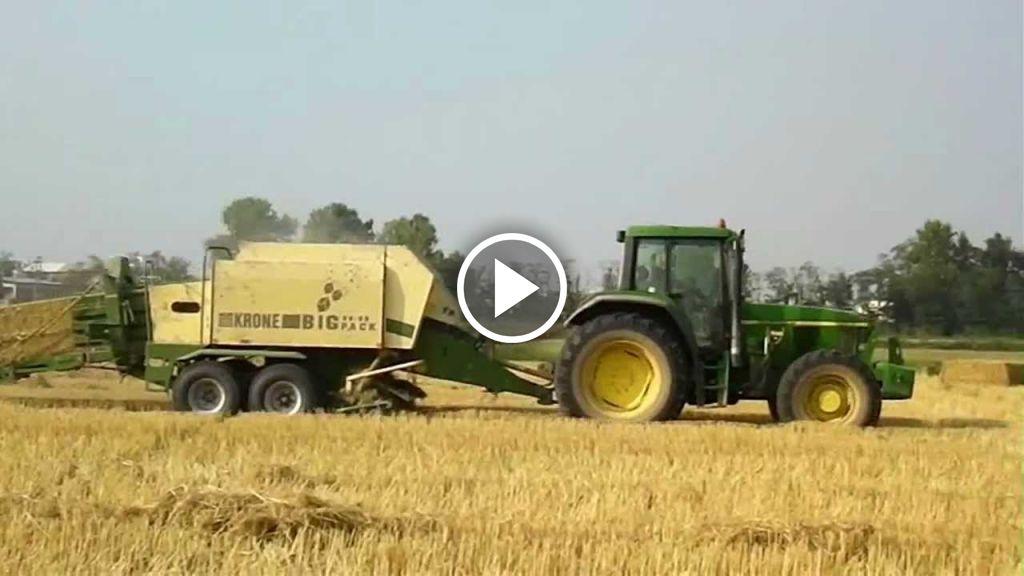 Wideo John Deere 6910 S