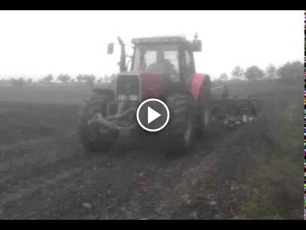 Vidéo Massey Ferguson 8110