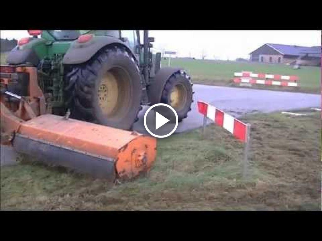 Wideo John Deere 6120