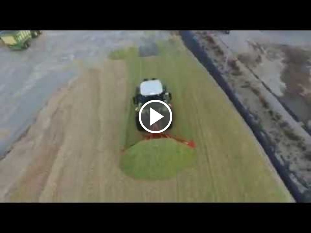 Video Claas Xerion 4000