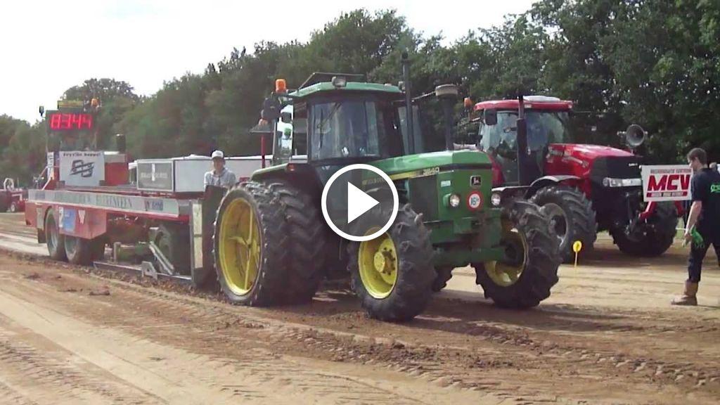 Video John Deere 3640
