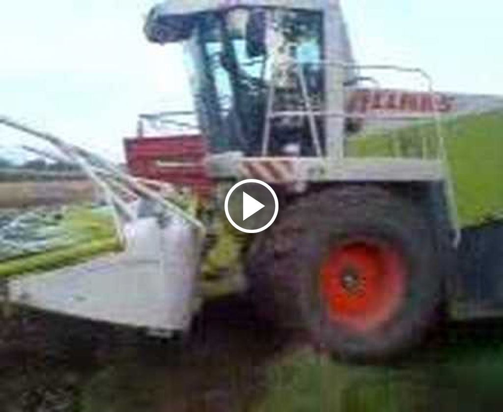 Video Claas Jaguar 870 Speedstar