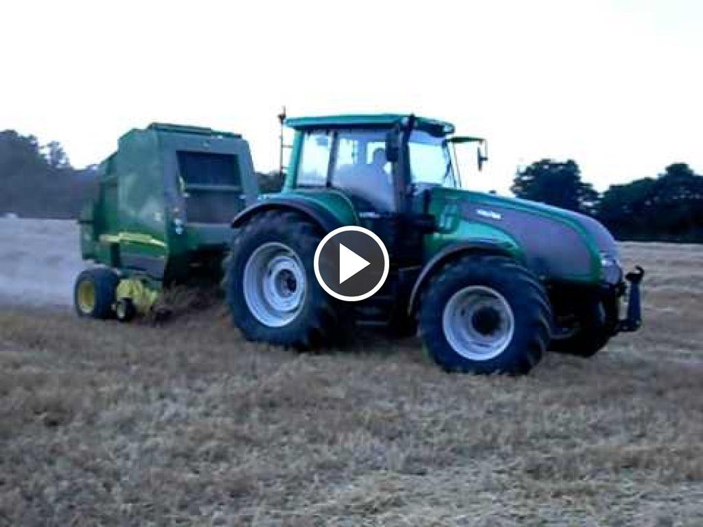 Video Valtra T190