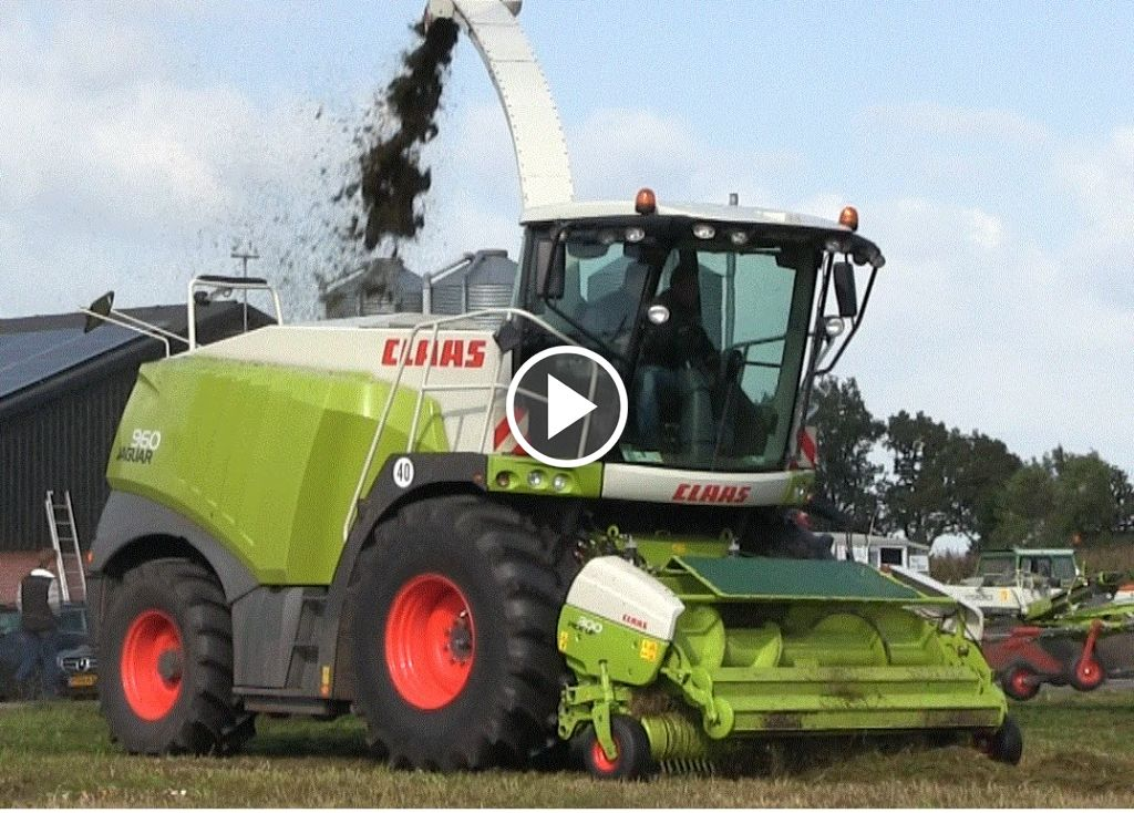 Video Claas Folder
