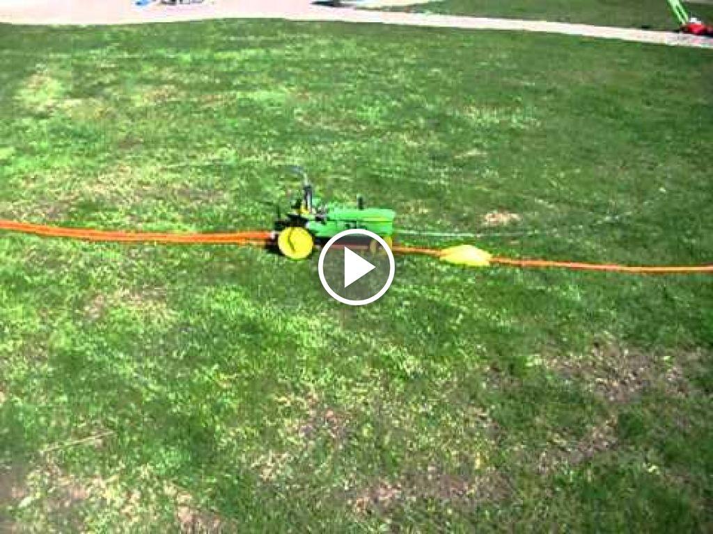 Video John Deere 4010