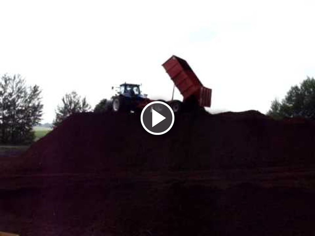Video New Holland T 6050