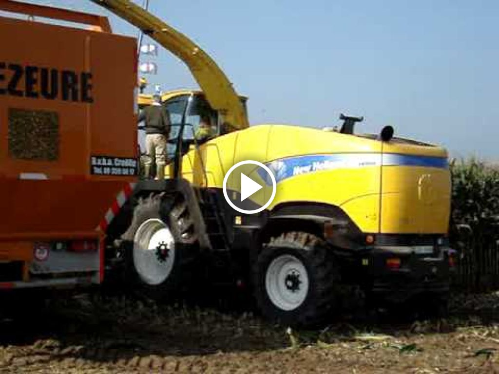 Video New Holland FR 9090
