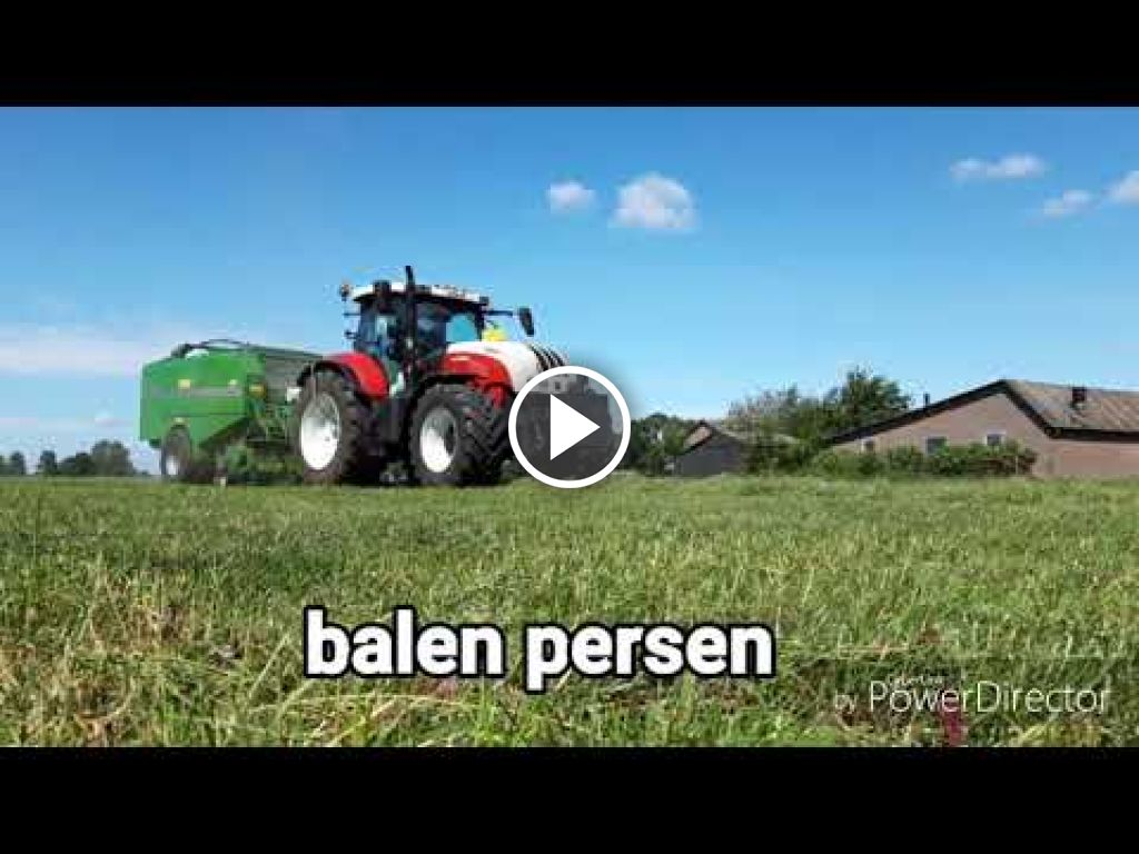 Video Steyr CVT 6185