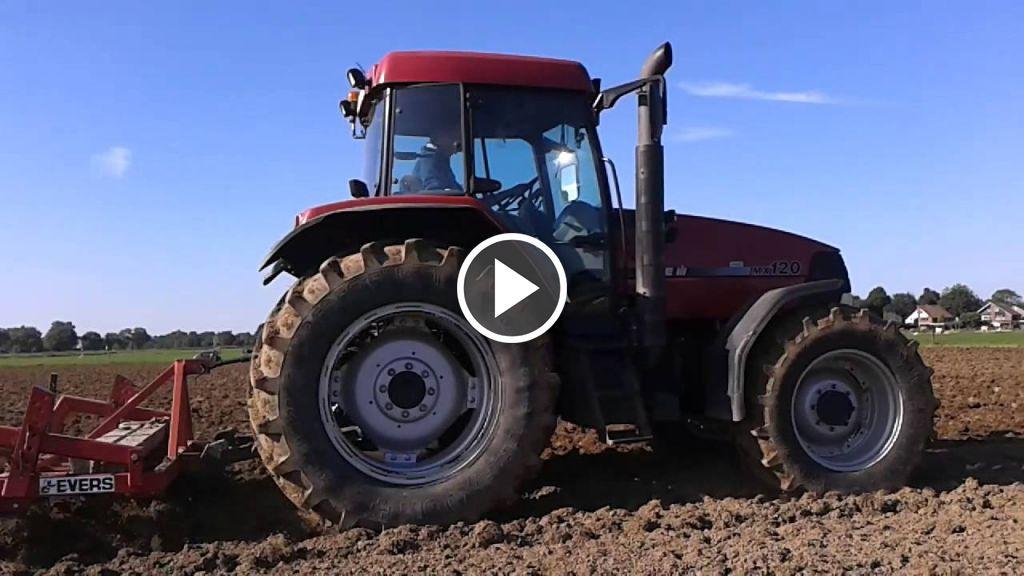 Wideo Case IH Maxxum MX 120