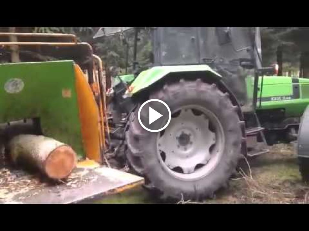 Video Deutz-Fahr DX 3.65