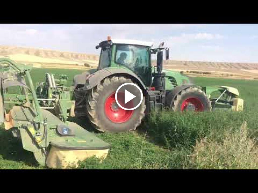 Video Fendt 927