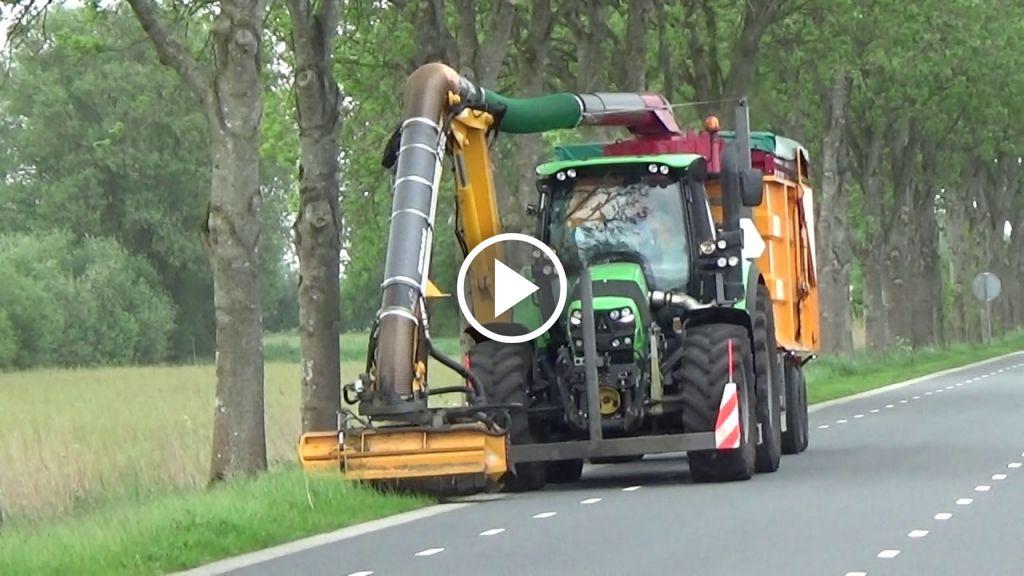 Видео Deutz-Fahr Agrotron 6160 TTV