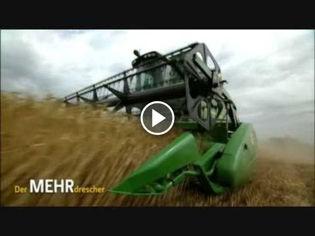 Video John Deere 1550 CWS