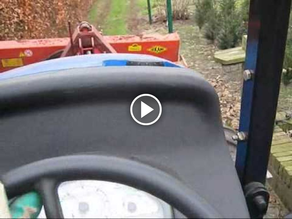 Video New Holland T 3010