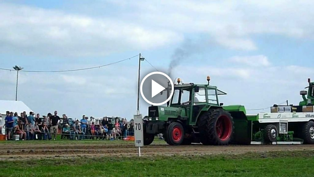 Video Fendt 105 LS