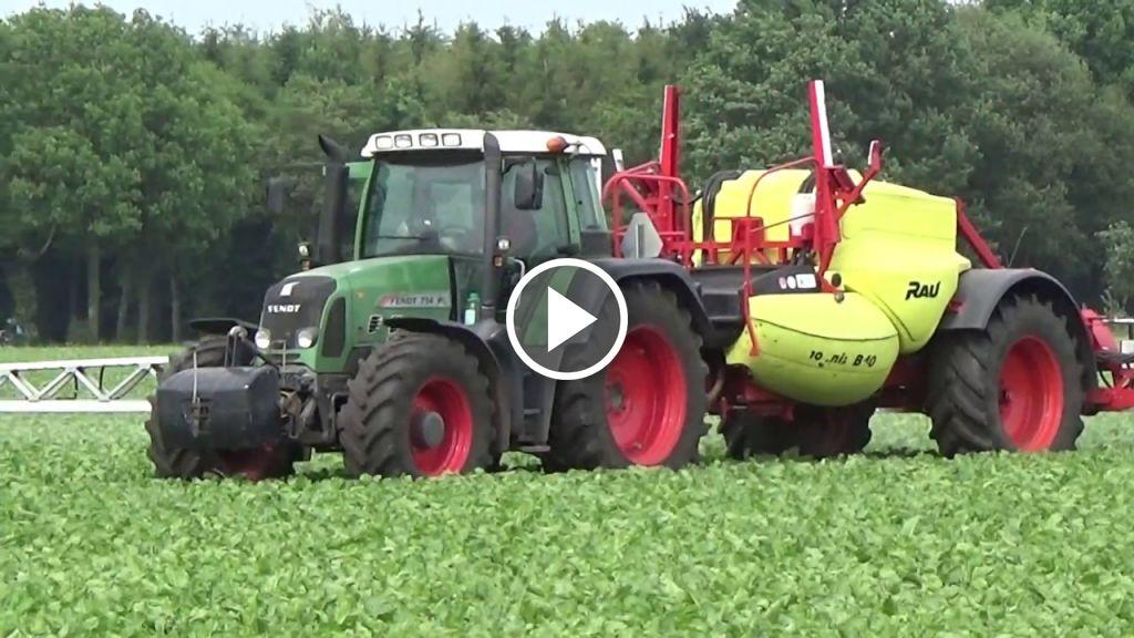 Wideo Fendt 714