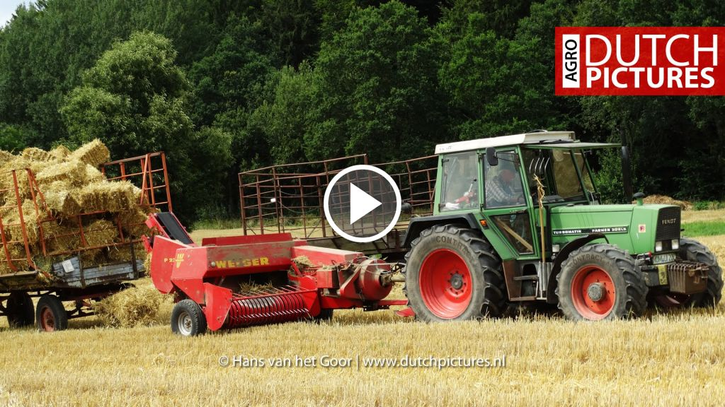 Wideo Fendt Farmer 309