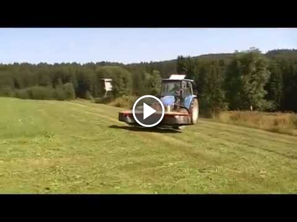 Video New Holland TL 80