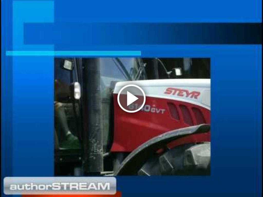 Video Steyr CVT 6140