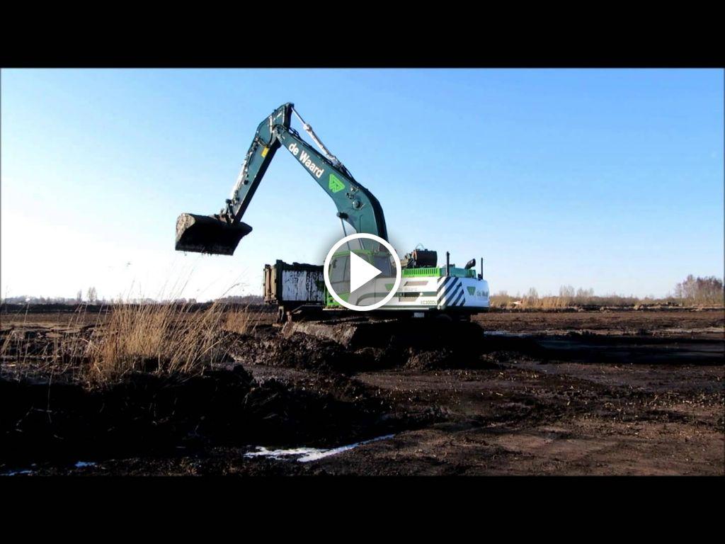 Video Volvo EC 300 D