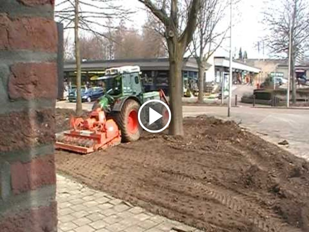 Video Fendt 280 P