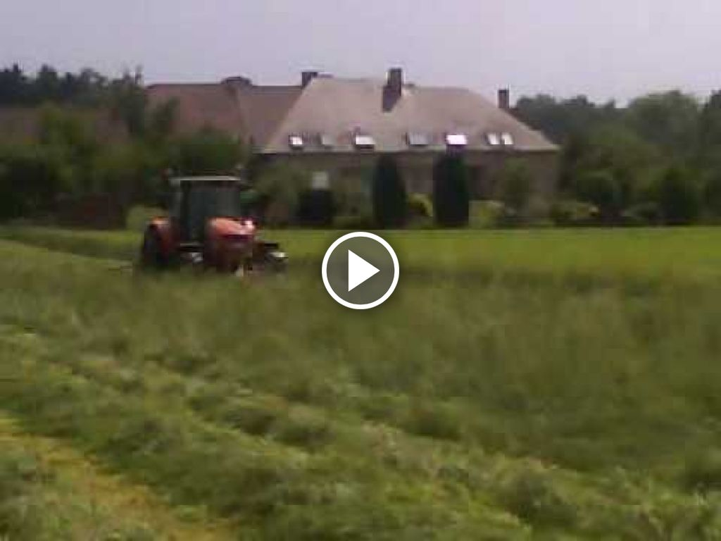 Vidéo Massey Ferguson 7475
