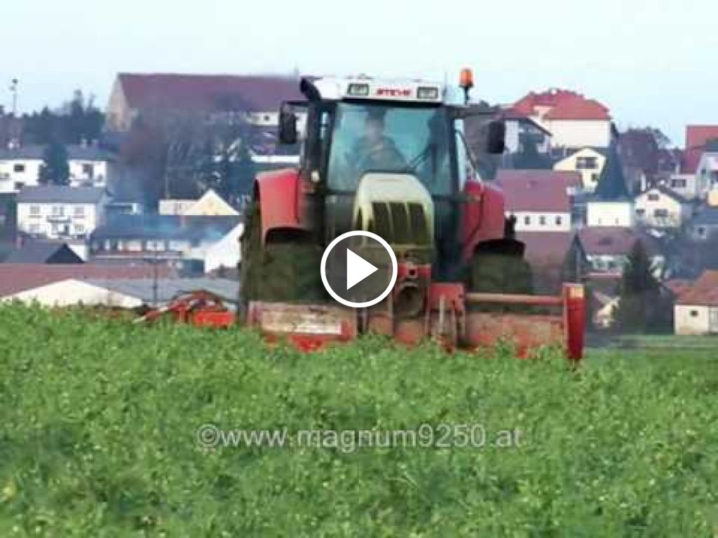 Video Steyr CVT 130