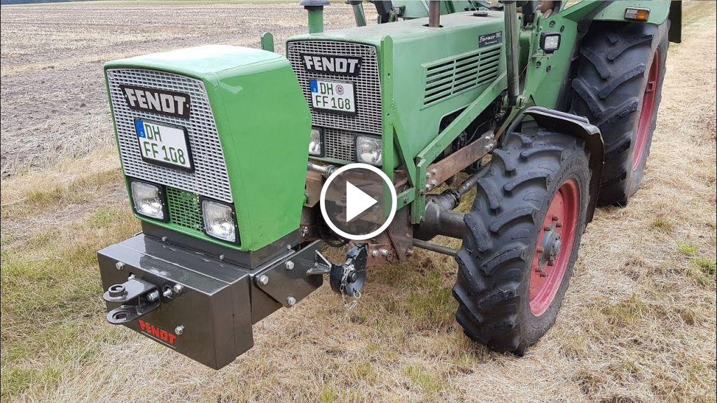 Video Fendt 108 S
