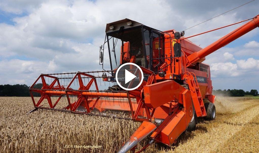 Video Deutz-Fahr M 2580