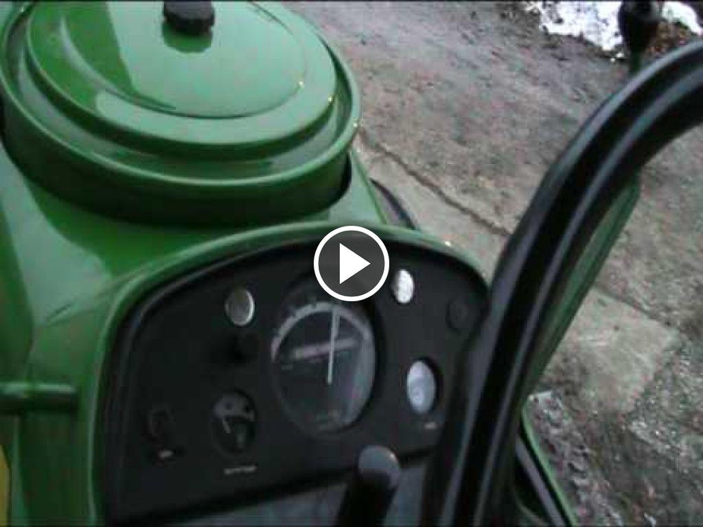 Video John Deere 6030