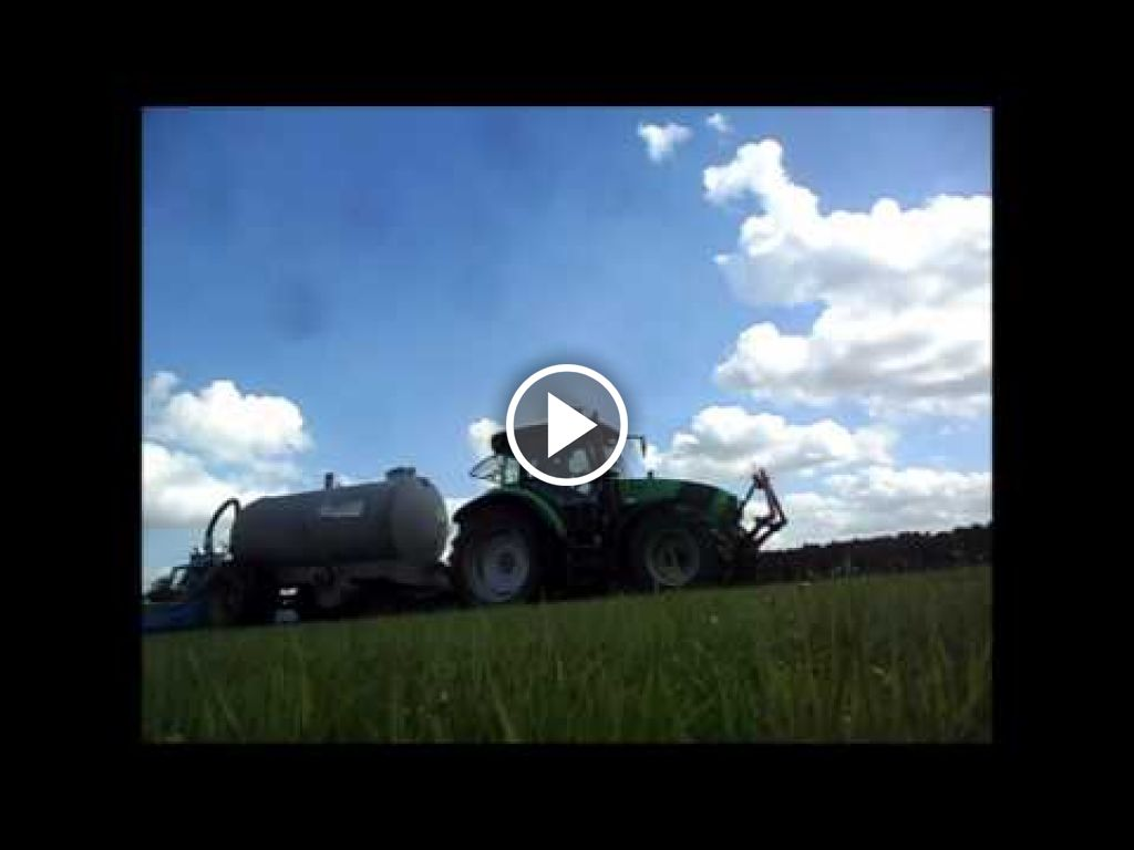 Video Deutz-Fahr Agrotron K 90