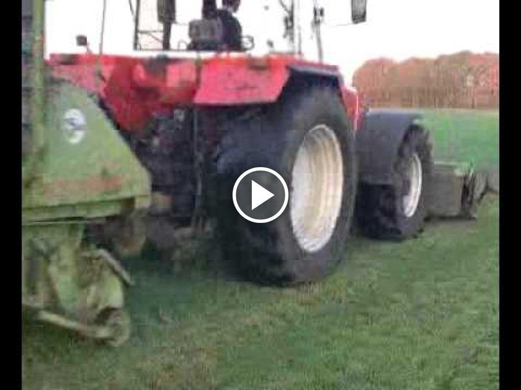 Videó Steyr 8110