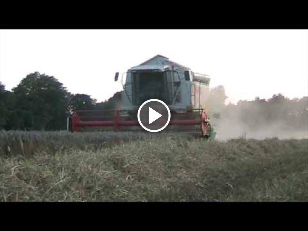 Video Claas Lexion 440