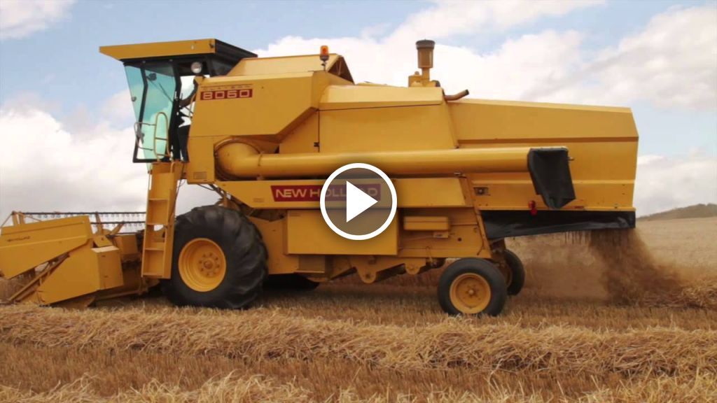 Video New Holland 8060