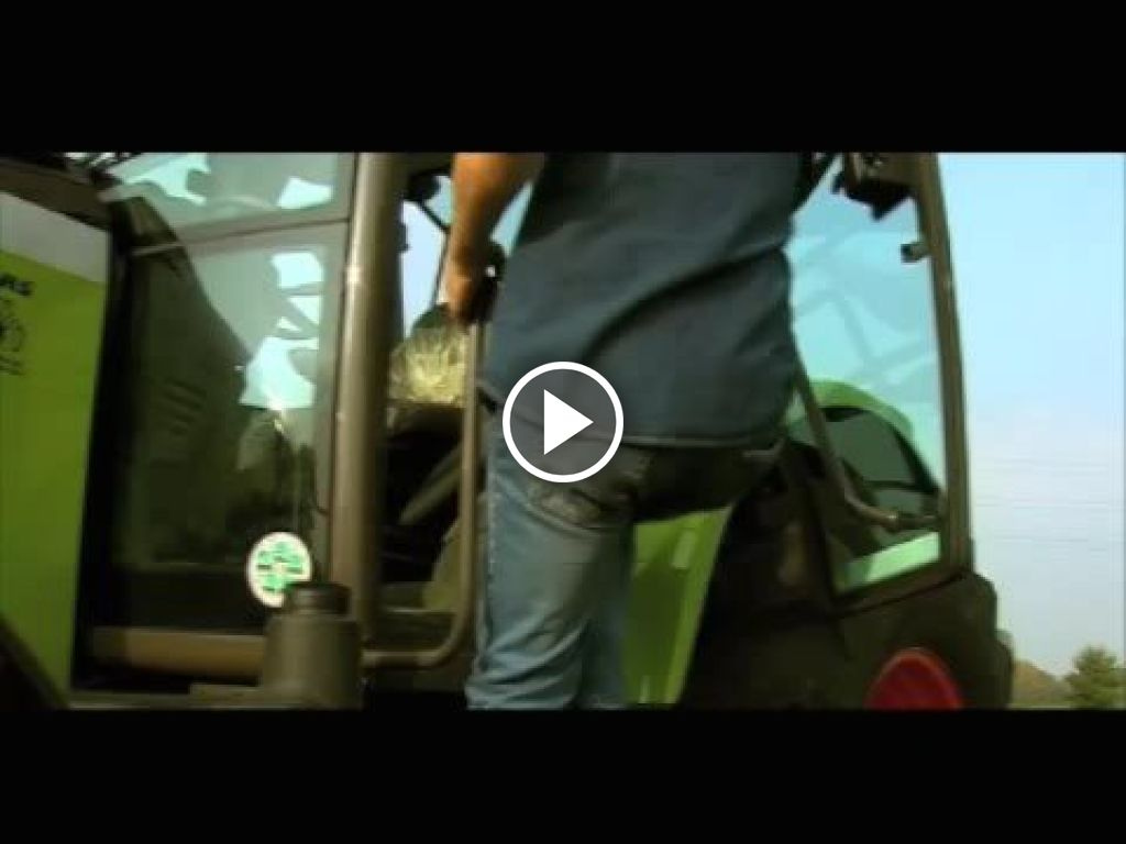 Video Claas Lady