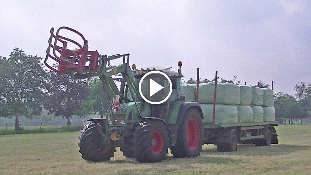 Video Fendt Farmer 4S