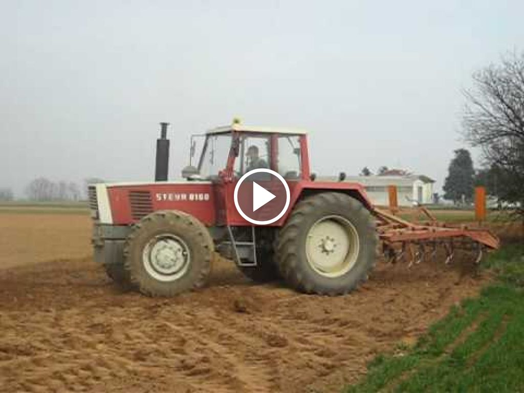 Video Steyr 8160