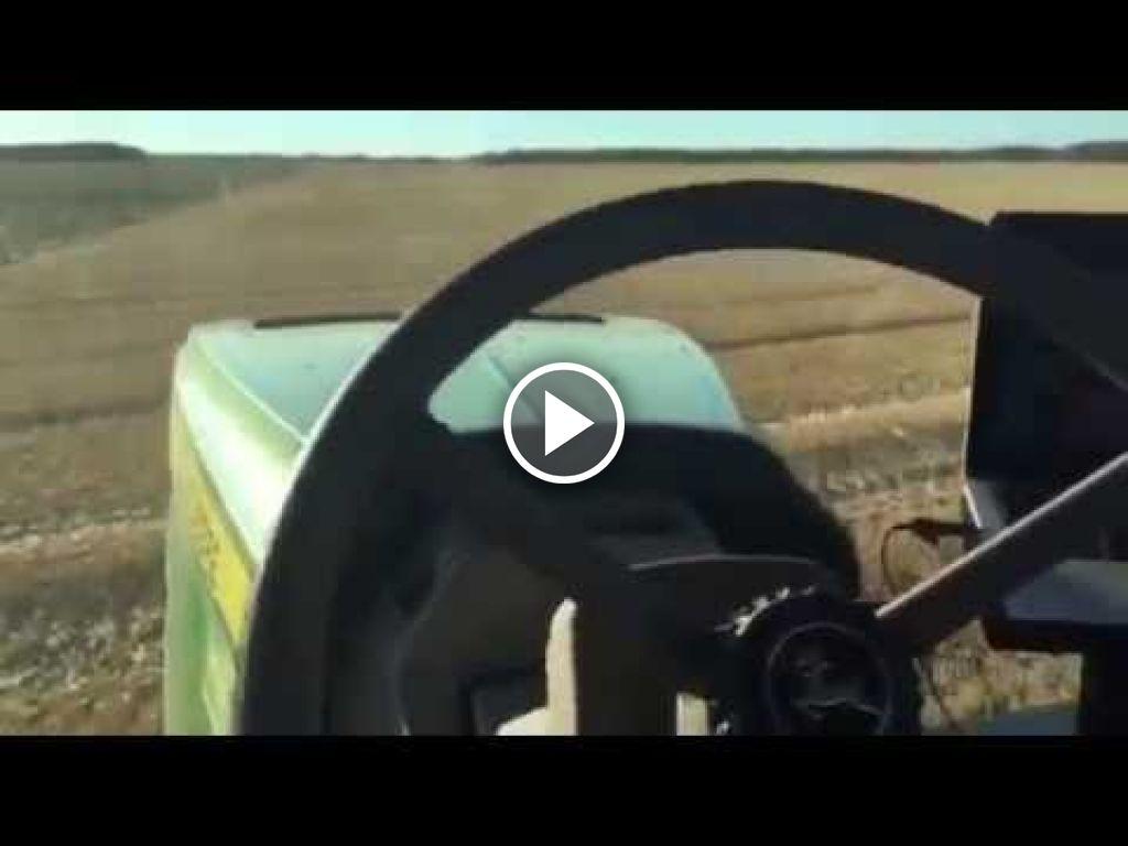 Video John Deere 9560RT