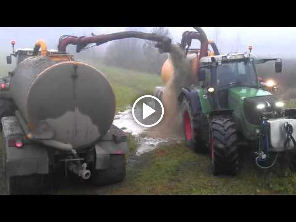 Video Fendt Onbekend