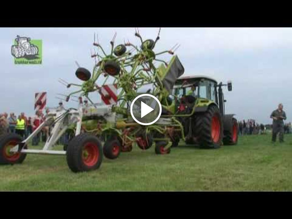 Video Claas Volto 1320 T