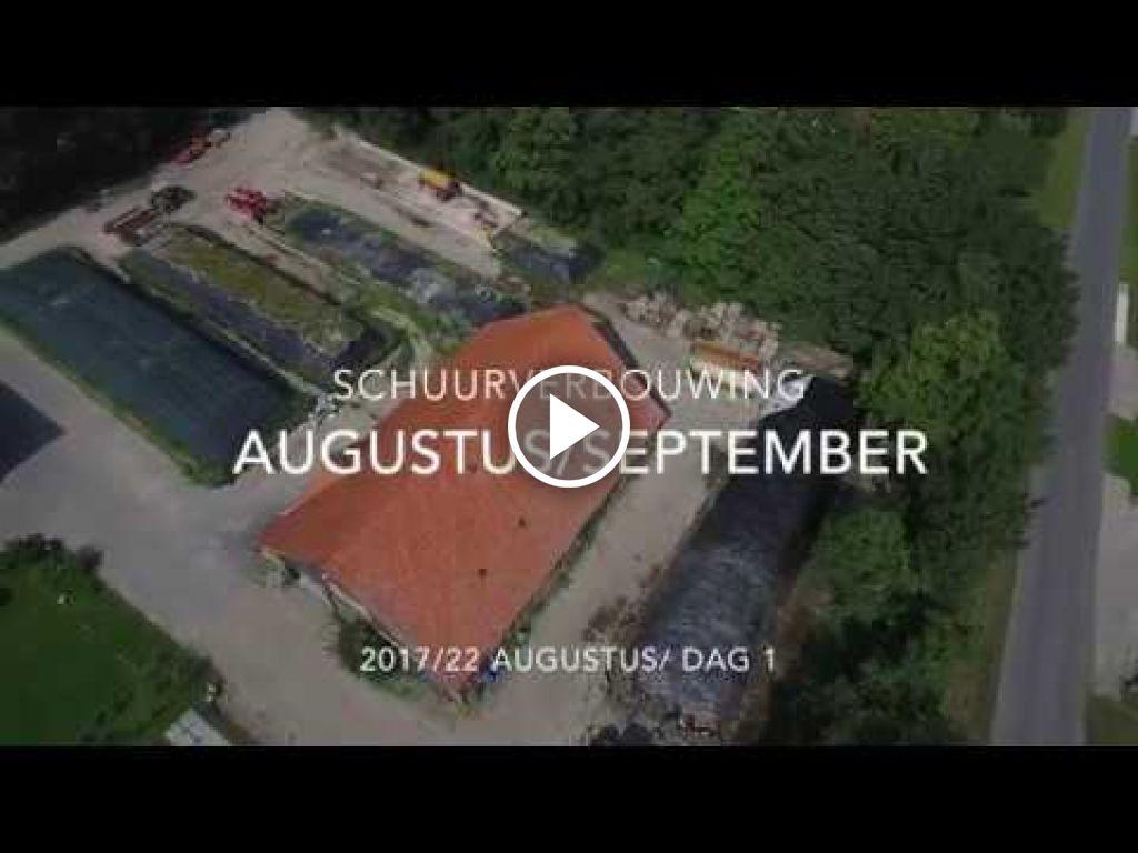 Vidéo Massey Ferguson 6445
