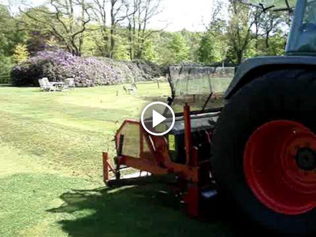 Video Fendt 308 C