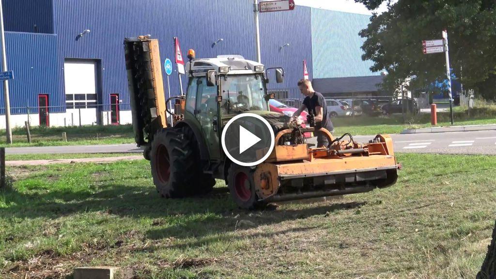 Video Fendt 211 F