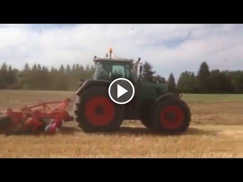 Video Fendt 930