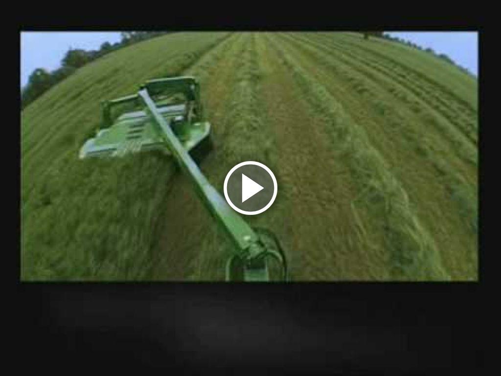 Wideo John Deere Grasmaaier